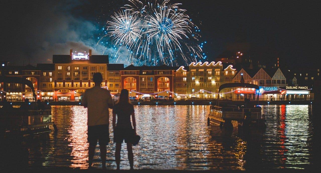 Disney's Boardwalk Resort Area