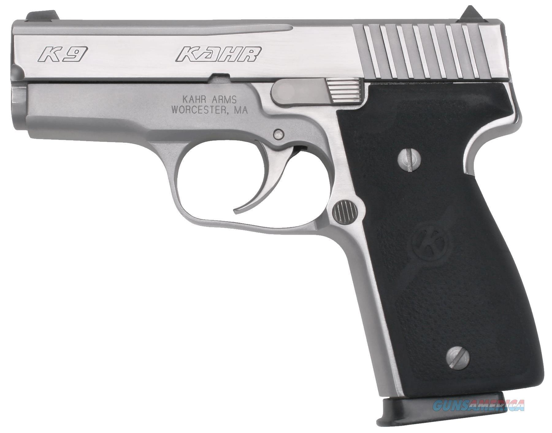Kahr Arms K9 Compact Pistol