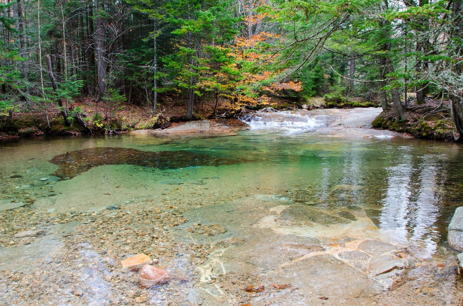 A Walking River